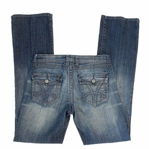 Kut from the Kloth Bootcut Flap Pocket Jean Size 6